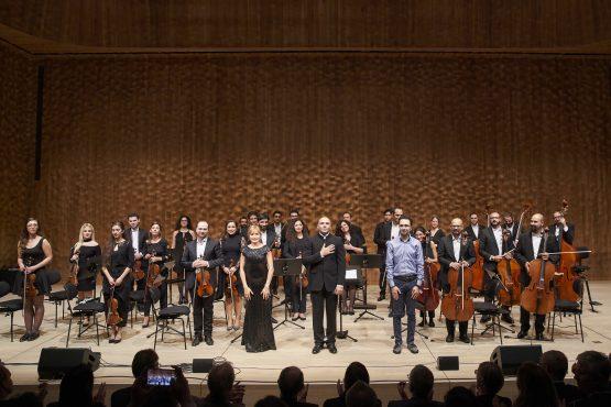 Syrian Expat Philharmonic Orchestra, Tage des Exils 2018, Elbphilharmonie, Kleiner Saal, 29.10.2018